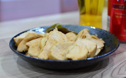 【鶏むね肉の柔らかチャーシューのつくり方】料理レシピ♬ヘルシーな鶏むね肉で簡単チャーシュー♪