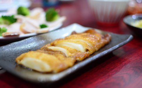 いなり餅の作り方♪うす揚げで簡単に作れるお稲荷さんのお餅バージョンレシピです。