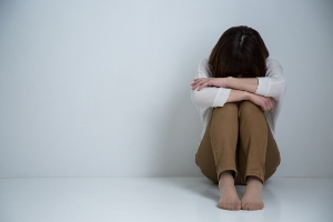 ストレスによって起こる症状 ゆう鬱感