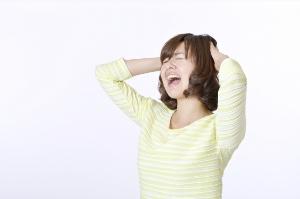 ストレスによって起こる症状 イライラ 焦り