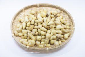 トリプトファンを含む食材 ピーナッツ