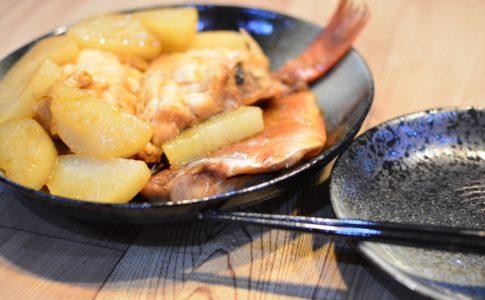 赤魚で作るプリプリ煮魚レシピ♬ひと手間加えるだけでプリプリホクホクの煮魚が作れます♪