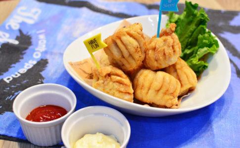 鶏ささみ肉の唐揚げの作り方♪ささみ肉を使ったとてもヘルシーな唐揚げの料理レシピです。
