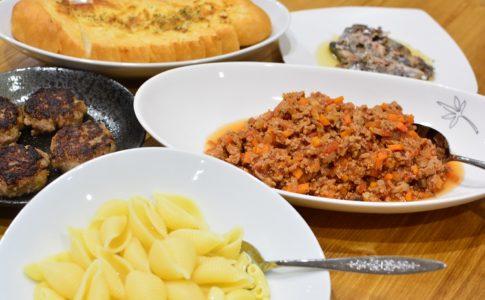 うまみたっぷり♬絶品ミートソースの作り方★パンやパスタに♪便利なお手軽レシピ