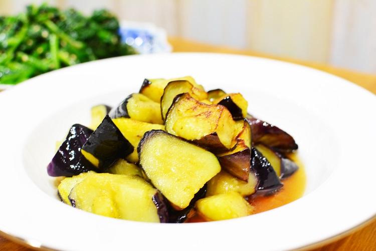 ナスの中華風マリネの料理レシピ♬野菜嫌いの娘も食べれたさっぱり美味しいナス料理♪