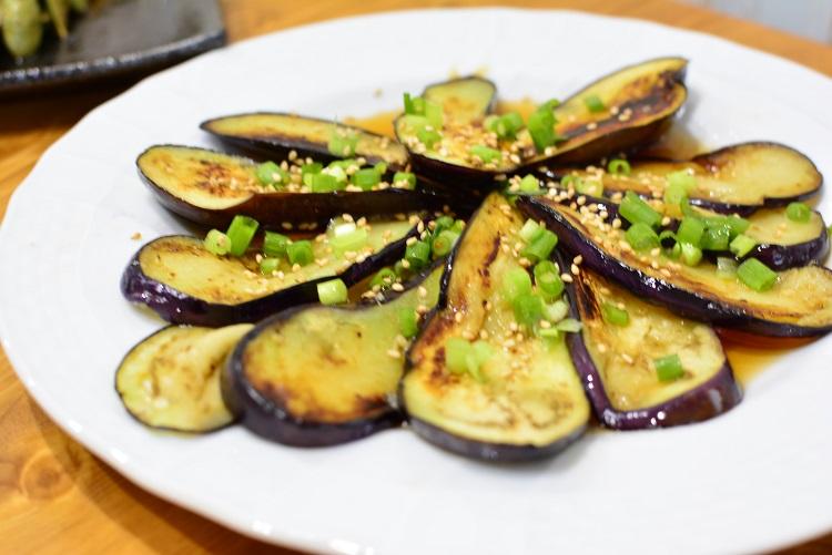 茄子がトロトロ♬茄子の焼き浸しレシピ★