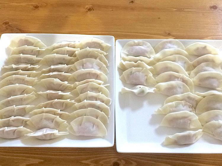 絶品♬肉汁たっぷり餃子のタネのレシピ★