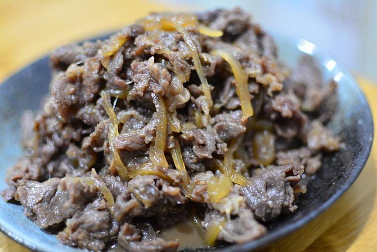 ご飯が進む♬お酒のおつまみでも♬牛肉のしぐれ煮のレシピ★